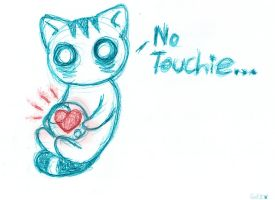 No Touchie... by Cappies