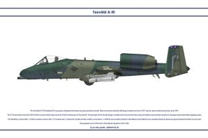 A-10A 103rd FS 1 by WS-Clave