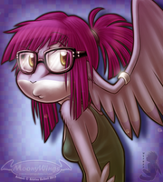 .:Nerdy Noodle:. by MoonyWings