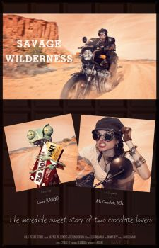 Elo Steampunk Choco Race by elodie50a