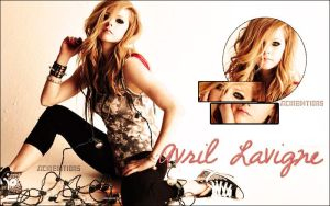 Wall_Avril by jonatick4ever