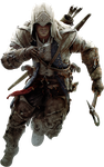 Assassin's Creed III - Connor Kenway 2 by IvanCEs