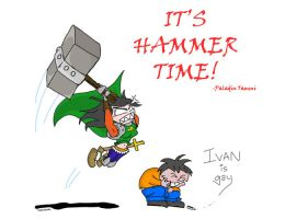 It's Hammer Time by TheSleeperAwakes