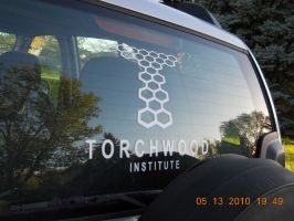 We're Torchwood by Biggerontheinside10