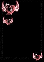 Lit Template - Pinned hearts. by rockgem