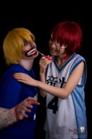 KnB - 'Viral' Basketball by KuragariSensei