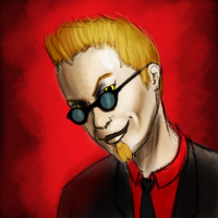 Player - Alister Knightridge by Toxs1n