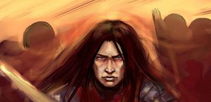 Bloody Feanor by Maureval