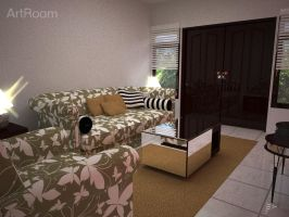 Guest Room cam1 by simbahswan