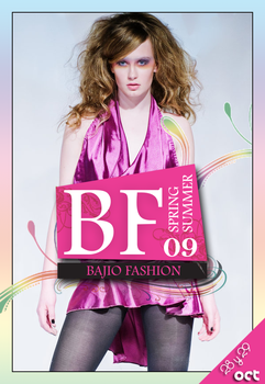 POSTER OF FASHION EVENT by Poshio