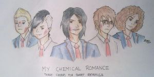 Three cheers for sweet revenge by KnifeInToaster