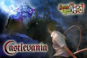 AVGN Castlevania Title Redux by x-Destinys-Force-x