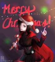A very RWBY Christmas by A-SgtMichaels