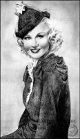 Ginger Rogers 2 by Alene