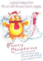 A Christmas Message to Everybody!!! by Hognatius