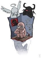The Binding Of Isaac by dalsegno2525