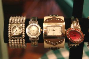 Four Watches by KelbelleStock
