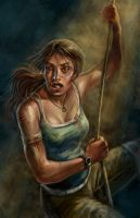 Lara Croft survivor 3 by Sophia-M