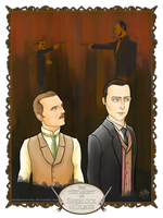 The Testament of Sherlock Holmes by MrsHorowietzky