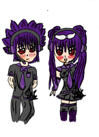 Touko and Eric VOCALOID OC'S by lostgirl111