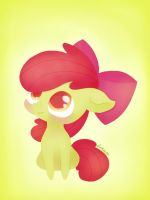 Apple bloom by doqwor