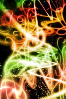 Colorful Swirls by Holly6669666