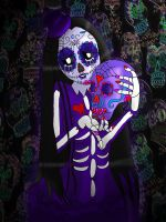 Misery-day of the dead by ScorpionsKissx