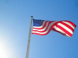American Flag by ceciliay