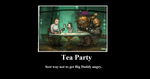Tea party by TheCreatorDude3
