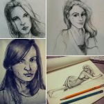 From My Sketchbook by ashfaq-ayon