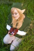 Lady Link I by Samii-Doll