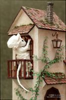 A tiny house for Manuna Mouse - 03 by scargeear