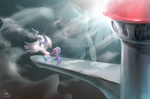 Solace of Celestia by canarycharm