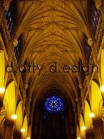 St. Patrick's Cathedral 2 by danimals