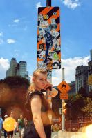 NYC: hey baby by Rock-Lady