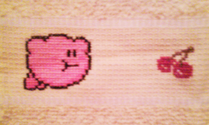It is a Kirby by camilasilvestre