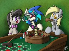 What Kind of Roulette? by JoRoBro