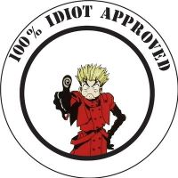 Vash's Seal of Approval by Youko-Shirokiba