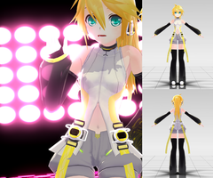 Lenka Append DL by oOIchibiOo