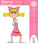 Toy Girls - Catalogue Series 39: Helga G Pataki by mickeyelric11