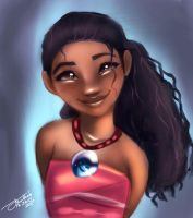 Moana by k3nn3thcute