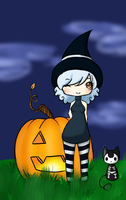 HPM Penguin Witch by Zombie-Tentacles