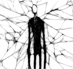 Slenderman by Hyperactive-Nutcase