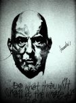 Aleister Crowley by ImMrsMercury