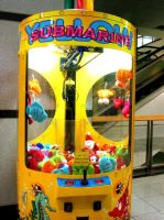 Yellow Submarine? by elooly