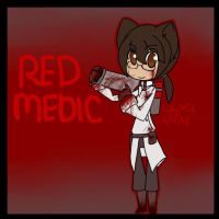 Steam Icon - RED Medic by Kirrw
