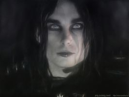Dani Filth by LordArkey