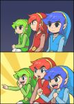 Tri Force Heroes by yan531