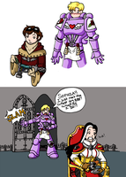 Warhammer Comic 3 by dreaminpng