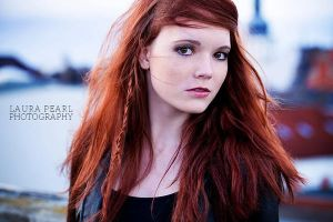 Red headed beauty by LauraPearl